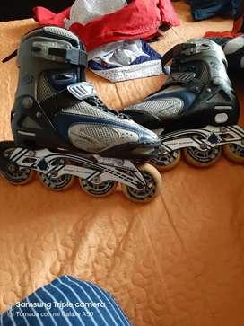 Vendo patines semiprofesionales talla 35 al 38