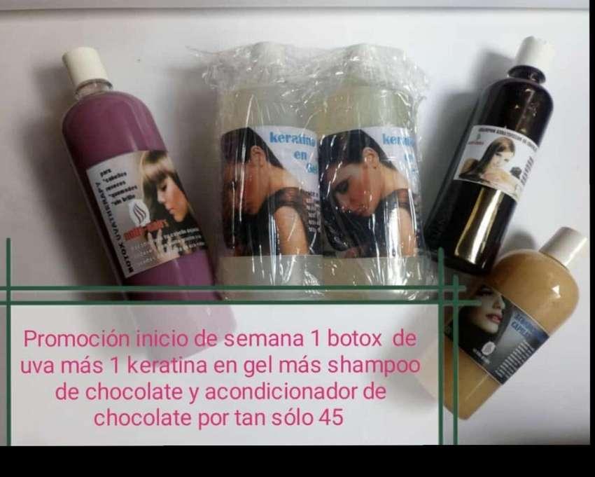 Keratinas, Botox, Shampoo 0