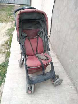 Cochecito para bebe usado
