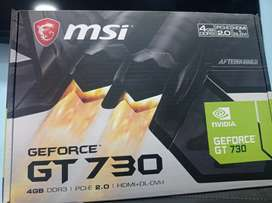 Tarjeta de video 730 Ddr3 4 GB MSI