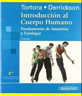 Introduccion al cuerpo humano tortora y derrickson libro de medicina