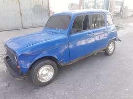 Se vende Renault R4 modelo 1973