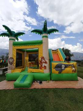 Inflable Palmeras