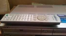 Sony SLVD370P, reproductor de DVD/VCR