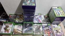 Juegos de xbox 360 y xbox one sellados en remate