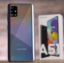 Samsung A51 de 128GB y 4 de ram Nuevos