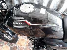 Se vende NKD 125 casi nueva poco recorrido.