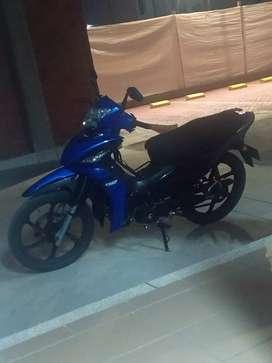 Venta de moto Víctory advance