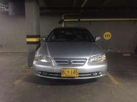 Vendo Honda accord 2001 2.3