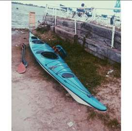 Kayak doble weir 2 de enero