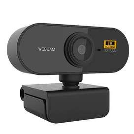 Cámara Web Webcam 2k 2mp Cmos Fullhd 2560 x 1440 Pc Laptop