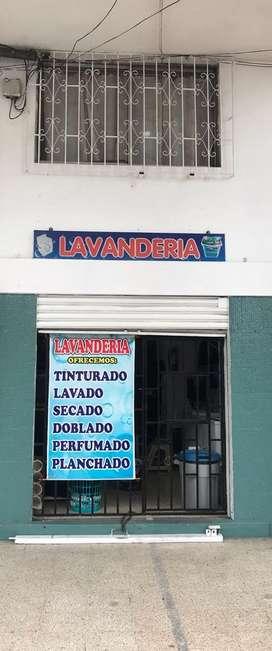Se Vende Lavanderia Centro de Gye