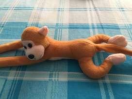 Peluche de Mono Nuevo con Sujetador