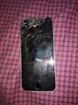 Se vende iPhone SE para repuesto
