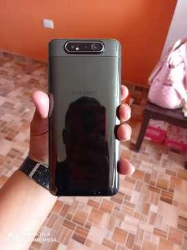 Samsung A80 en buen estado 9 de 10