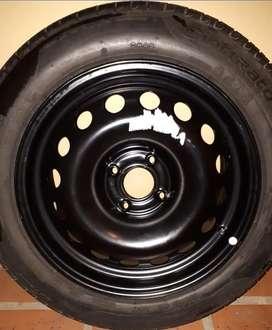 Cubierta + Llanta. Pirelli P7 Cinturato 205/55/R16