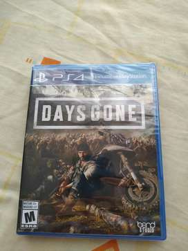 Days Gone ¡¡ Nuevo!! ( Ps4)