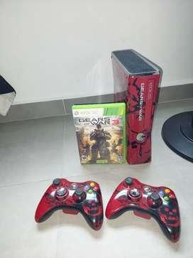 Xbox 360 Edición Gears Of War 3