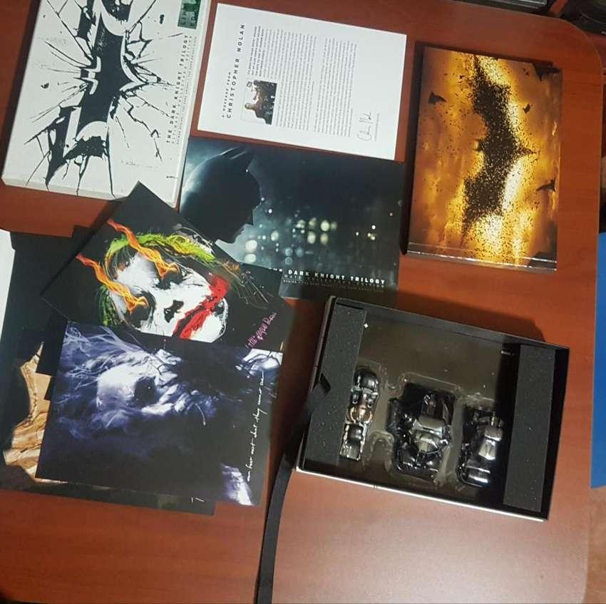Blu ray Trilogia Batman Christopher Nolan 0