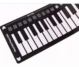Piano pleglable  flexible 49 teclas  portatil