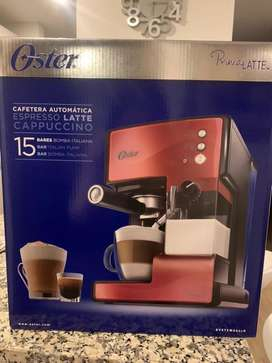 Cafetera Oster Automatica