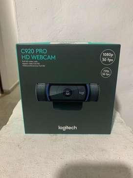 logitech C920 Pro Nueva