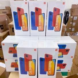 Xiaomi Redmi 9c 64gb Nuevos Garantizados