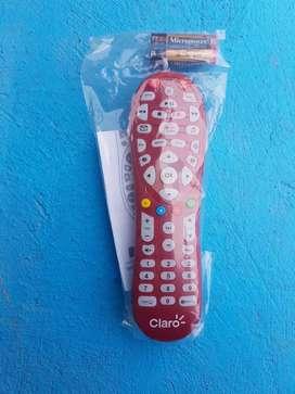 Vendo controles de claro, para el decodificador de claro o televisor ya que son controles universales