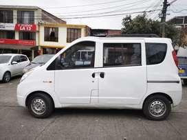 Se vende chery van pass modelo 2012 en excelentes - asegurada