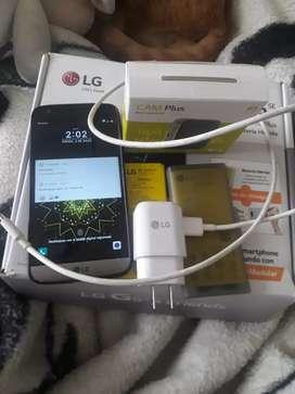 Celular Lg G5 16mpx 6mpx 8mpx 32 gigas+expandible