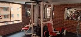 Se vende equipamiento para gimnasio completo