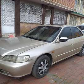 Honda Accord 2002 Automatico