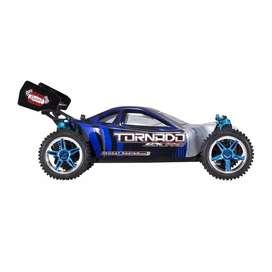 Espectacular Carro BUGGY RC TORNADO PRO. Tracción en las 4 ruedas. Componentes electrónicos a prueba de agua. Envíos. RC