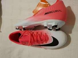 Nike Mercurial Botin Bontines Talle 40.5