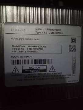 "Vendo TV  Samsung 55"" Curvo"