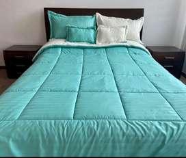 Plumones para cama doble