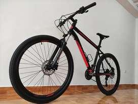 Bicicleta MTB GW LYNX (Precio Negociable)