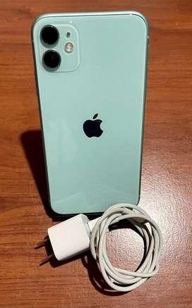 Iphone 11 de 64gb verde