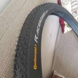 Vendo Cubierta Bici Continental RaceKing 2.0