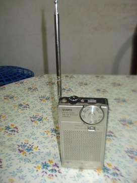 Radio Antigua Sanyo Rpm6800 Made In Japan No Prende Coleccio