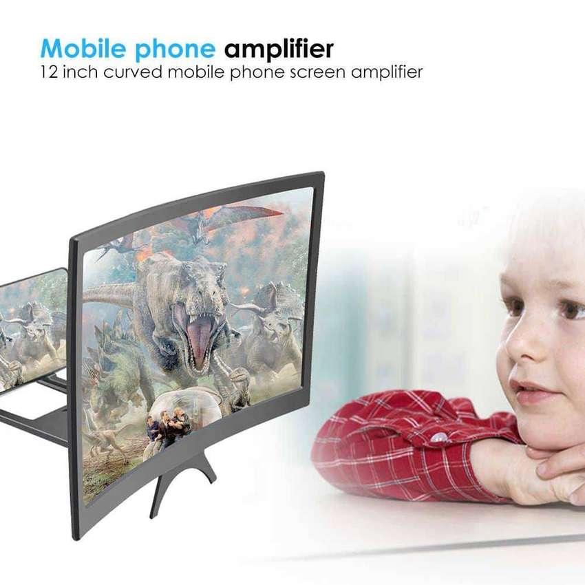 Amplificador Pantalla  Para Celular 3D Curved HD gran prpomo!!¡ 0