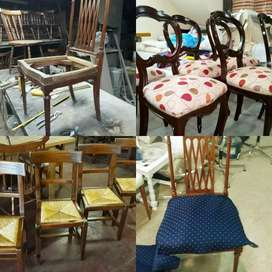 Hacemos restauraciones de todo tipo de muebles
