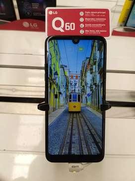 Oferta  LG Q60 sellado