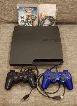 Hermoso Playstation3 como nuevo- GANGA
