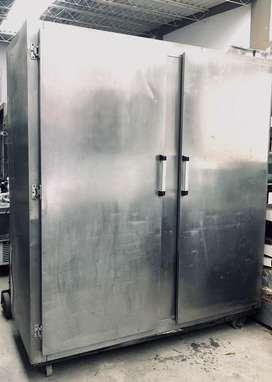Cuarto frio mixto portatil congelador y refrigerador