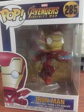 Funko pop de avengers infinity war