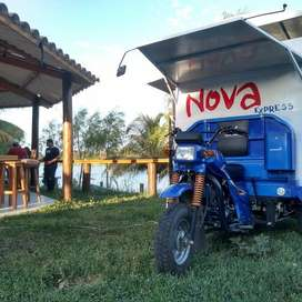 Motofurgon food truck