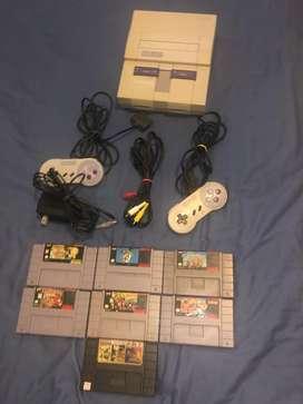 Super Nintendo Original