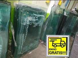 Vidrio vidrios de comedor envío gratis medidas a gusto del comprador