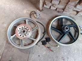 Repuestos de moto